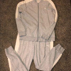 Puma sweat outfit